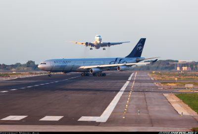 Tenerife-Connect vliegtuig vlucht landing afgebroken go-around