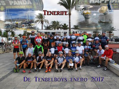Tenerife-Connect fietsen sport fietsroute wielertoerist fietser