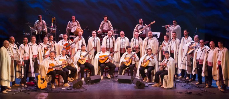 Tenerife-Connect folklore koor los-sabandenos muziek zang cultuur