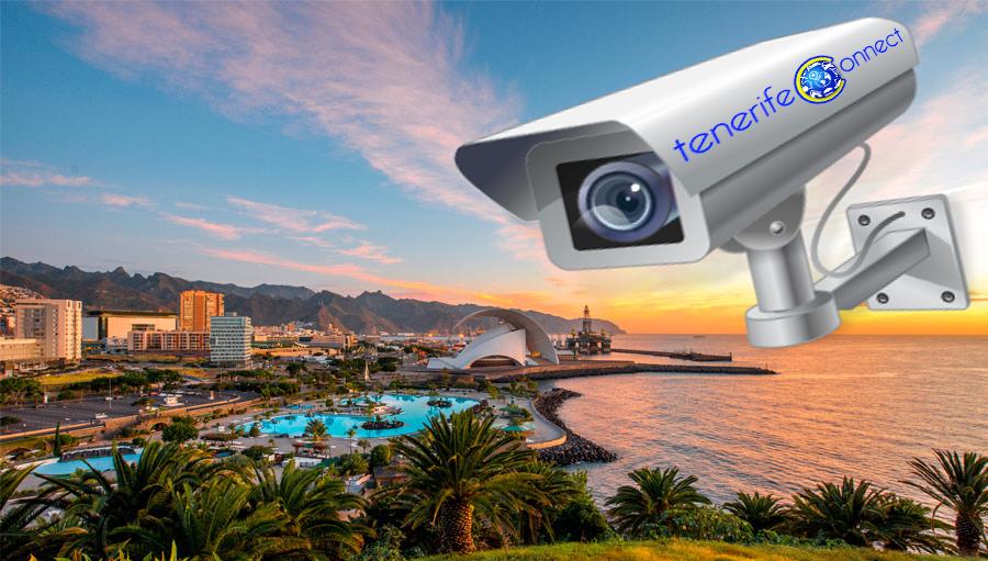 Tenerife-Connect webcam livecam beeld video stream
