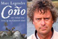 Marc-Legendre Coño boek literatuur schrijver auteur