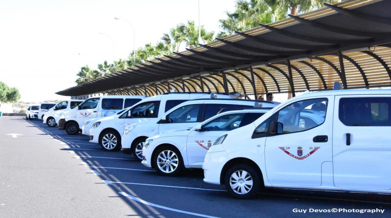 Tenerife-Connect illegaal taxi transport vervoer