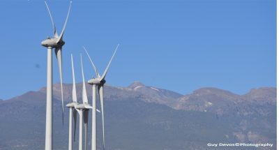 Tenerife-Connect Arico ecologie economie groene-stroom windmolen