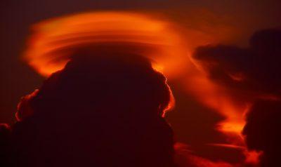 Tenerife-Connect cumulus fenomeen lenticularis meteorologie weer wolken