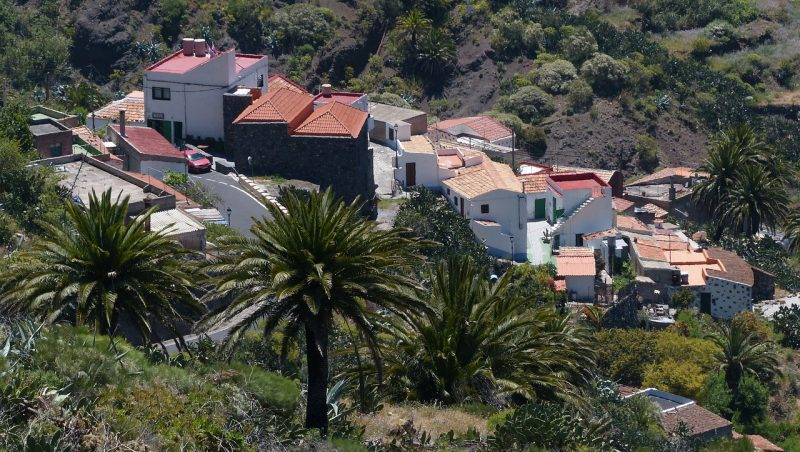 Tenerife-Connect Buenavista Masca park Santiago teno nationaal uitstap