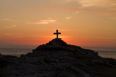 Tenerife-Connect geschiedenis kruis Santa-Cruz hoofdstad Chicharreros