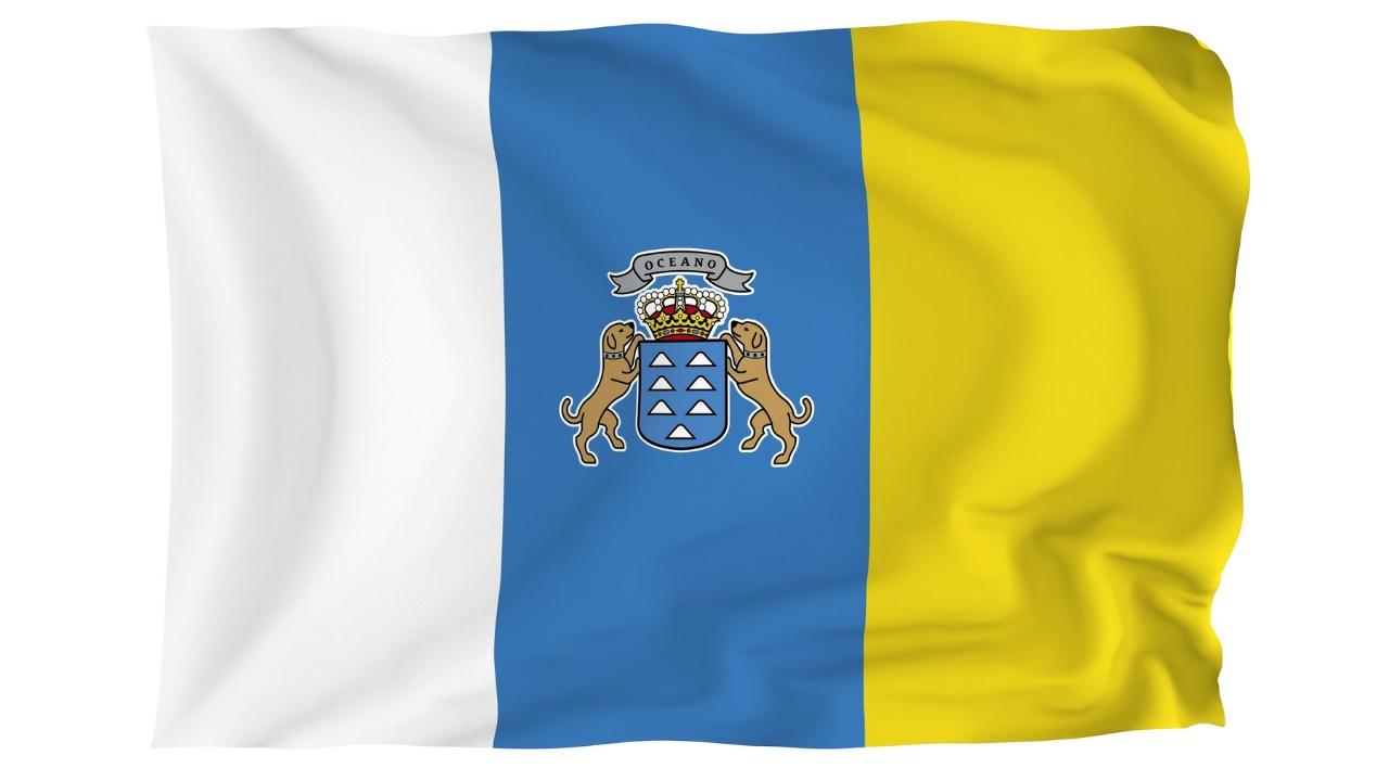 Tenerife-Connect bandera feestdag vlag geschiedenis