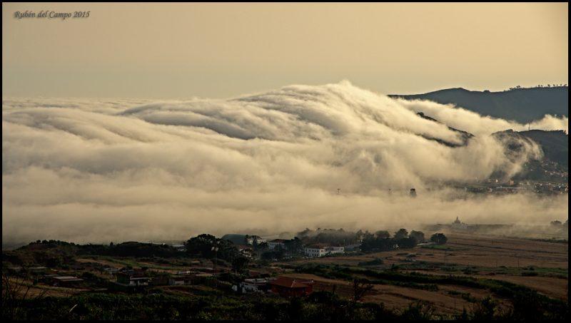 Tenerife-Connect grondwolken GCXO luchthaven Los-Rodeos weerfenomeen stratocumulus