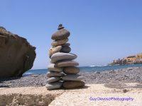Tenerife-Connect torentjes stenen terpen