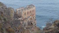 Tenerife-Connect geschiedenis ruïne Gordejuela Hamilton machine Palo-Nlanco pompstation stoom water