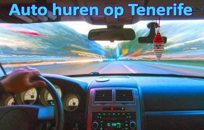Tenerife-Connect auto-huur verhuur voertuig transport economie