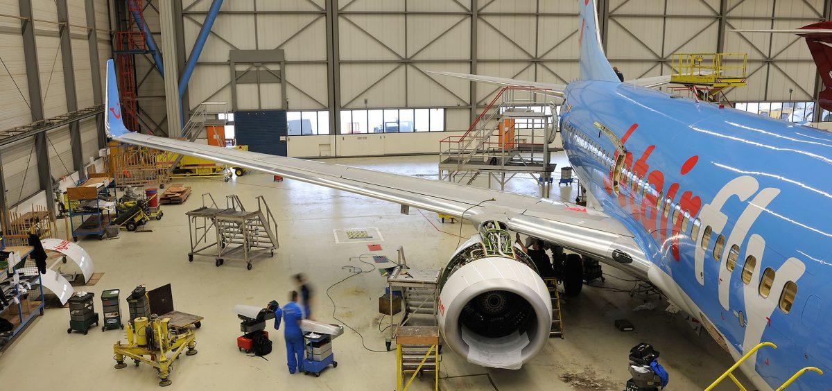 Tenerife-Connect defect panne onderhoud vlieguren vliegtuig