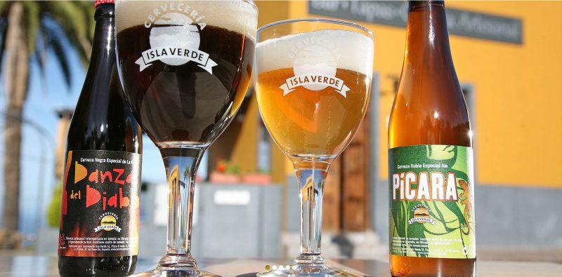 Tenerife-Connect alcohol bier biersoort gisting la-palma vlaams Cerveza Isla Verde