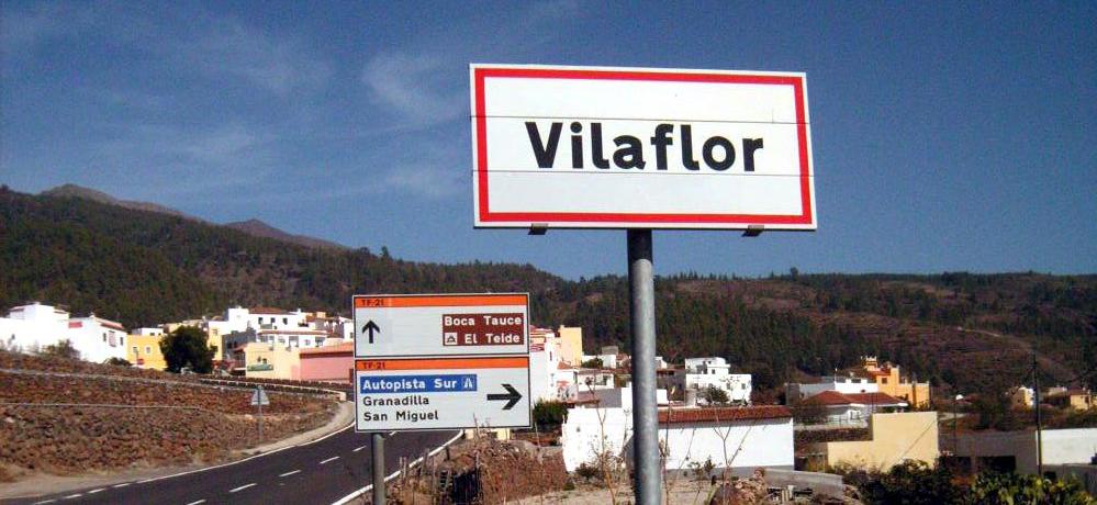 Tenerife-Connect maanlandschap molen trip uitstap Vilaflor