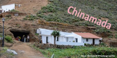 Tenerife-Connect Chinamada gebergte grotwoning Mercedes wandelen