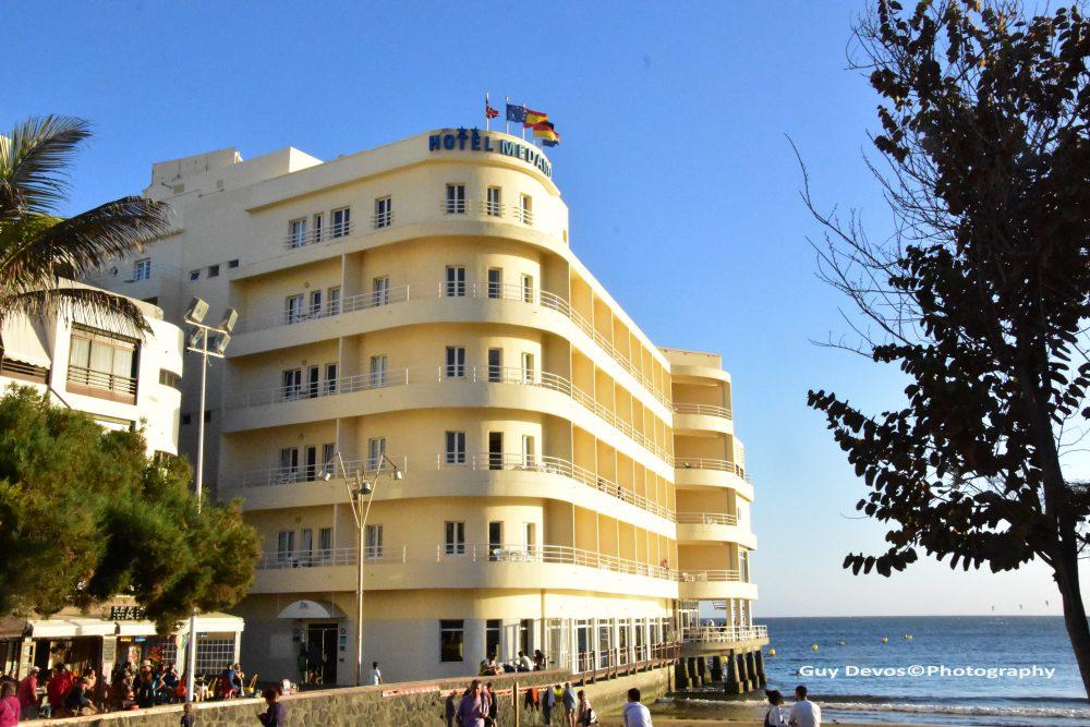 Tenerife-Connect Hotel-Medano hotel Costa-Magallanes