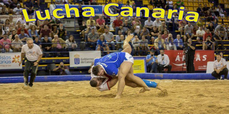 Tenerife-Connect lucha-canaria sport traditie vechten vechtsport worstelen