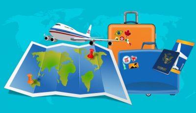Tenerife-Connect koffer reiskoffer valies reistas suitcase