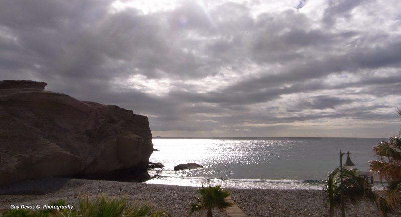 Tenerife-Connect buien cumulus passaat regen wolken