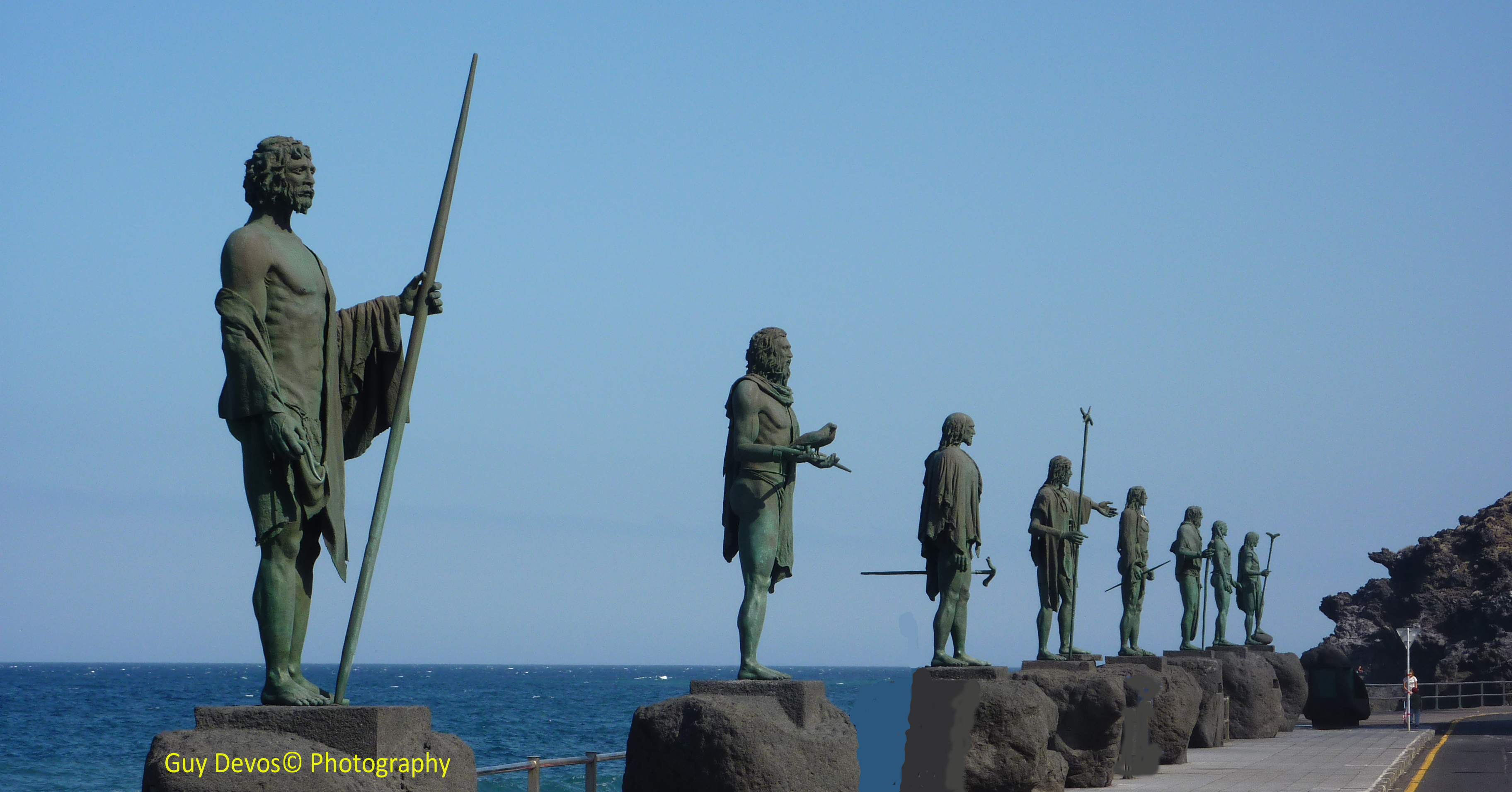 Tenerife-Connect bewoner Cro-Magnon Guanchen oerbewoner slaven geschiedenis