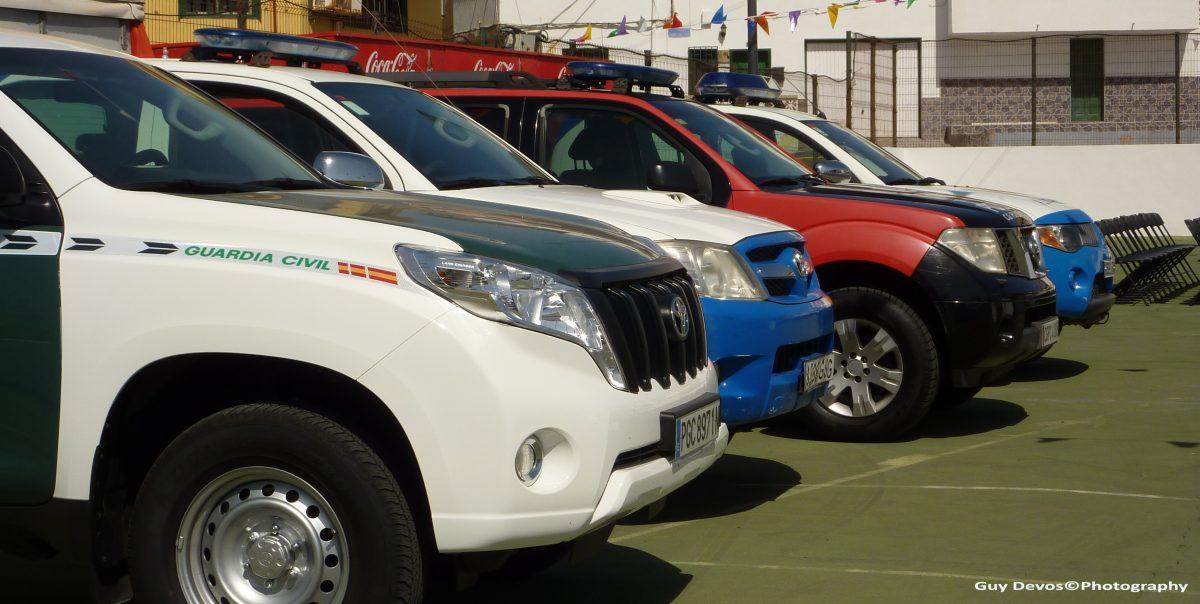 Tenerife-Connect politie korps diensten veiligheid controle