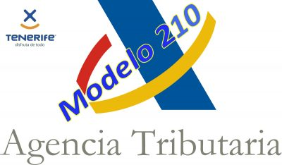 Tenerife-Connect modelo 210 belasting aanslagvoet niet-resident