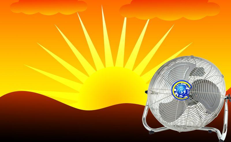 Tenerife-Connect koelte gezondheid ultraviolet zon straling