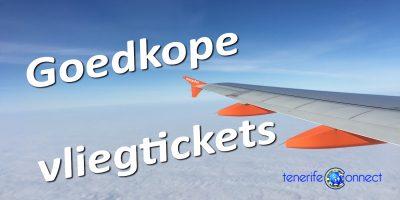 Tenerife-Connect vliegen luchtvaart tickets prijs vergelijk vliegtuig vliegticket