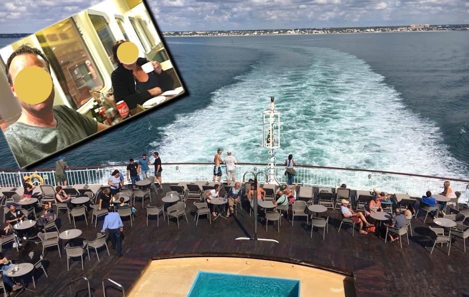 Tenerife-Connect reis reizen ferry Cádiz Transmediterranea Armas Huelva overvaart