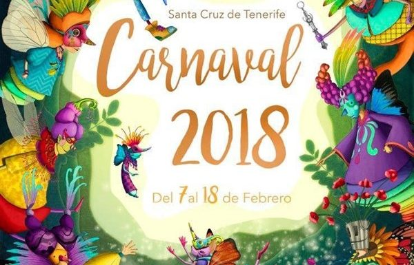 Tenerife-Connect carnaval 2018