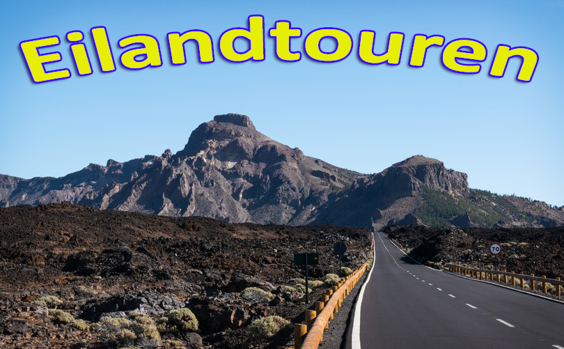 Tenerife-Connect eiland video touren rondrijden cruisen