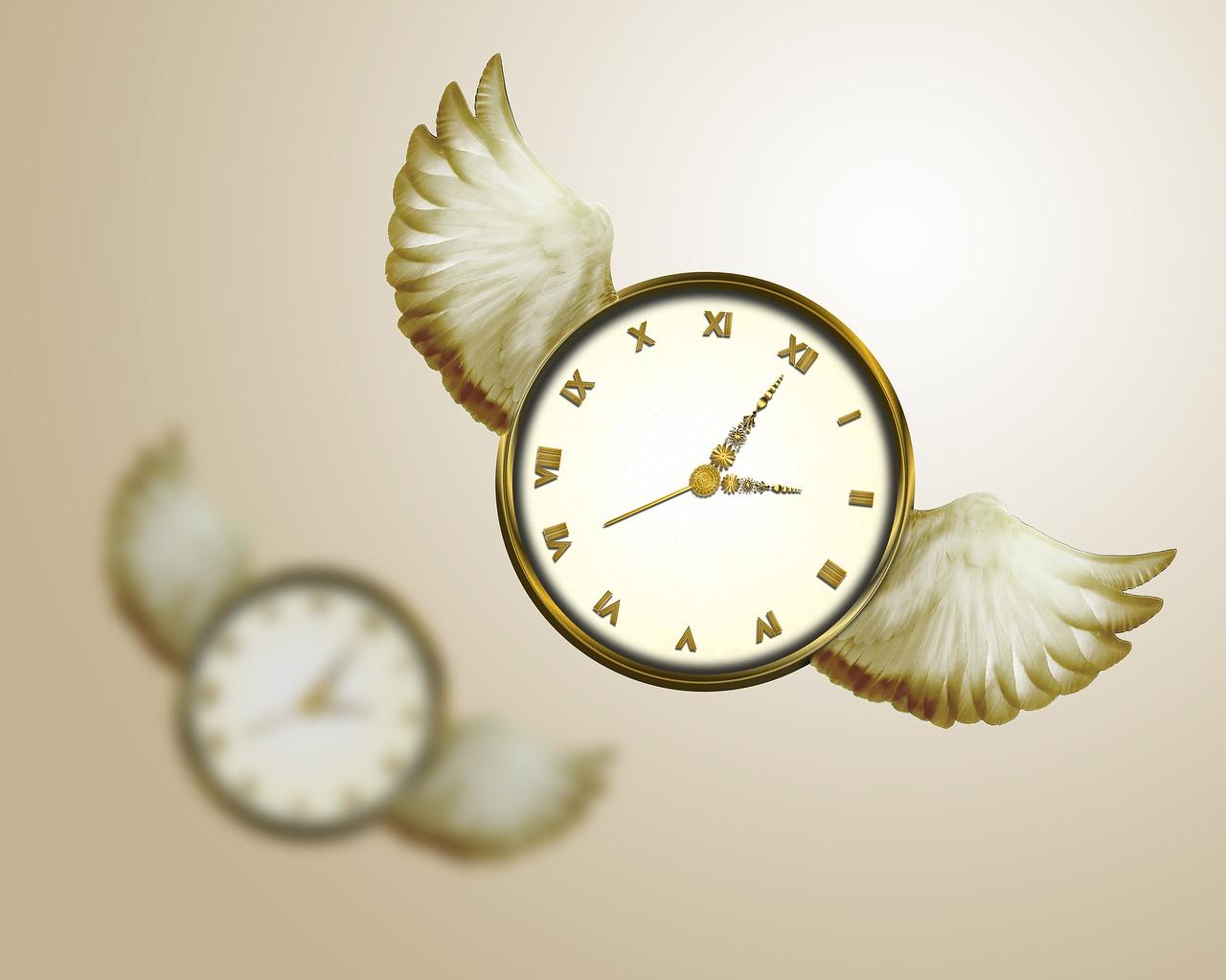 Tijd heeft vleugels