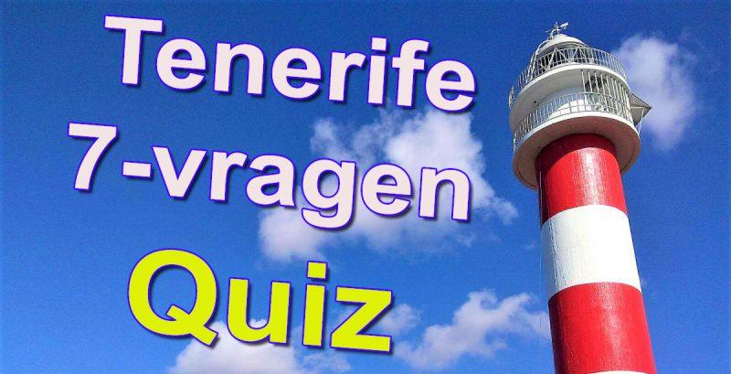 Tenerife-Connect quiz vragen antwoorden weetjes test-jezelf