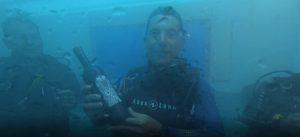bodega onderwater