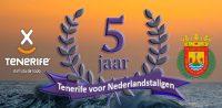 Term verwijderen: Facebook FacebookTerm verwijderen: groep groepTerm verwijderen: Tenerife voor Nederlandstaligen Tenerife voor NederlandstaligenTerm verwijderen: vijf jaar vijf jaarTerm verwijderen: jubileum jubileum