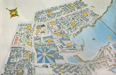Tenerife-Connect Ten Bel ontwikkelingsgebied renovatie verstedelijking