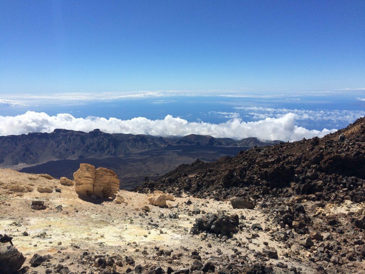 Tenerife-Connect weer meteo klimaat waarneming Weer-op-Tenerife