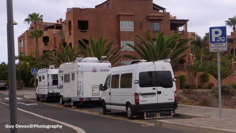 Tenerife-Connect camper zwerfauto autocaravanas nieuws verrassend