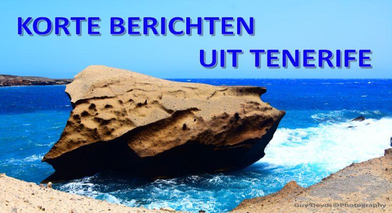 Tenerife-Connect korte-berichten actueel nieuws