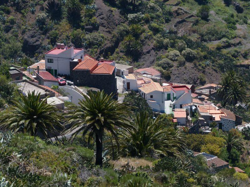 Tenerife-Connect Masca kloof renovatie infrastructuur Buenavista-del-Norte