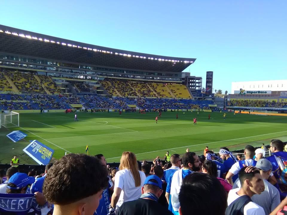 Tenerife-Connect voetbal derby CD-Tenerife UD-Las-Palmas sport match verhitte-derby