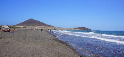 Tenerife-Connect verrassend-nieuws playa strand La-Tejita