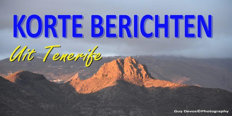 Tenerife-Connect korte-berichten nieuws actueel kort synthese