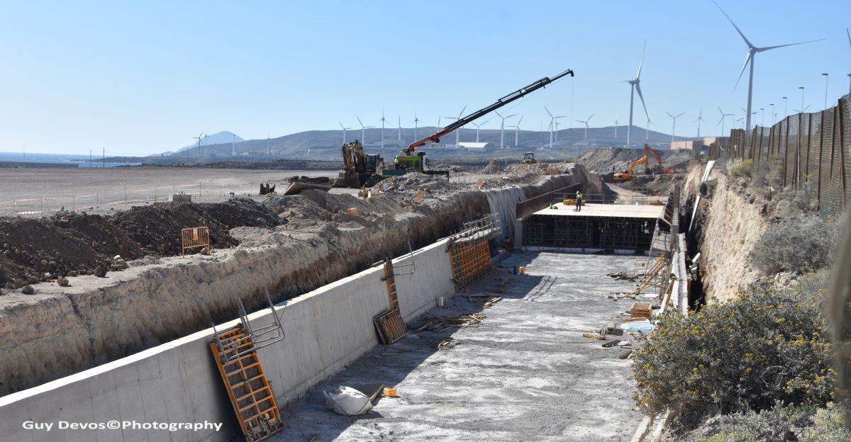 Tenerife-Connect haven Granadilla economie werken