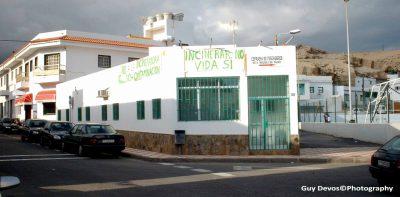 Tenerife-Connect verbrandingsoven composteren compost milieu afval