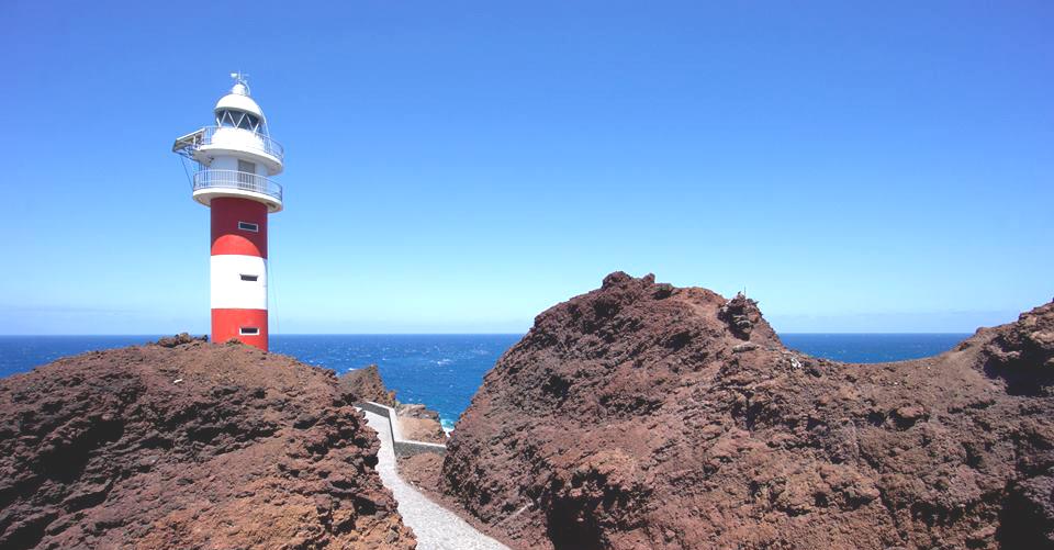 Tenerife-Connect Punta-de-Teno uitstap vuurtoren TF-445 Buenavista Parque-Rural natuur reservaat