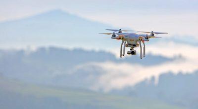 Tenerife-Connect drone hulpverlening vliegen vlucht onbemand observatie