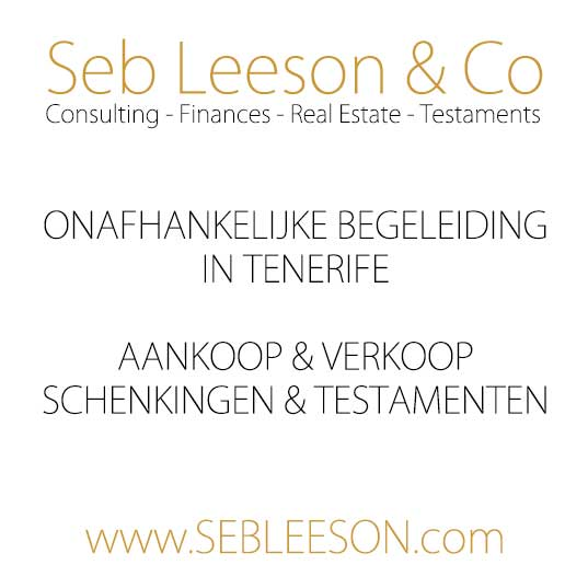 Seb Leeson Tenerife Connect