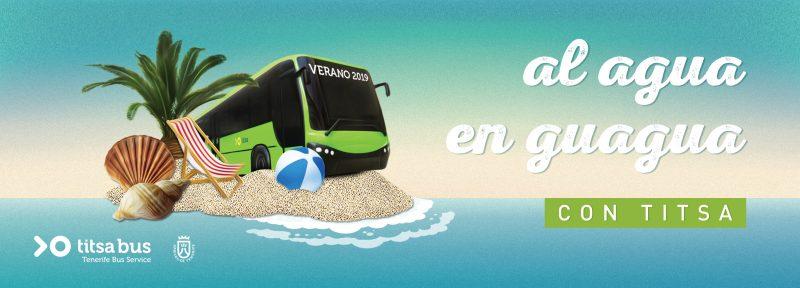 Tenerife-Connect openbaar vervoer bus lijnen zomer regeling